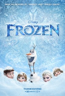 Movie Review – Frozen