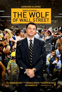 Movie review – The Wolf of Wall Street